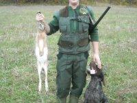 Odstreljeni zec