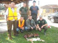 Lovci Guče sa odstrelom