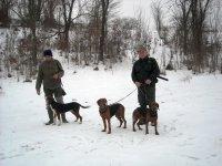 U lovu sa goničima