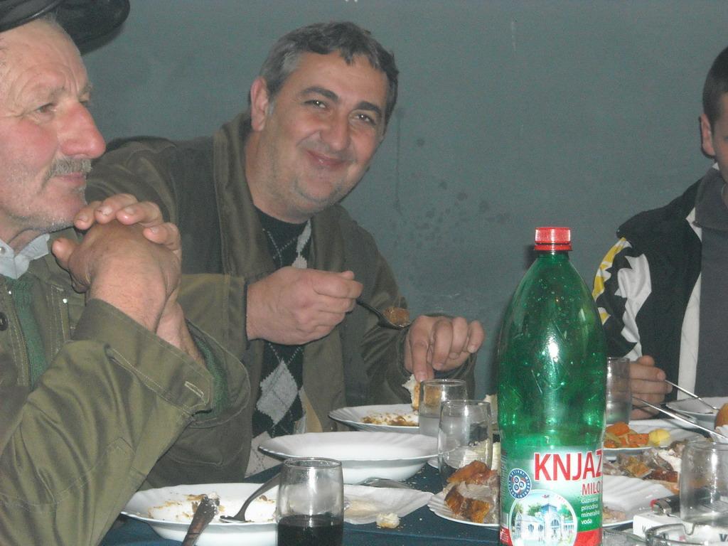 LD Guča - proslava
