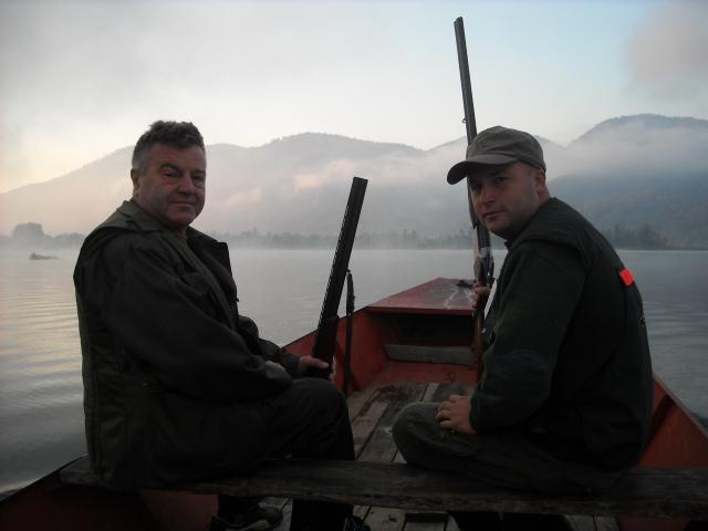 Lov na patke, Mali Zvornik 2013.godine