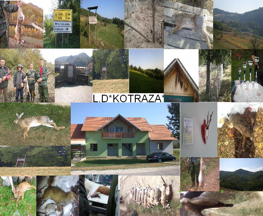 """Lovačko društvo """"Kotraža"""""""