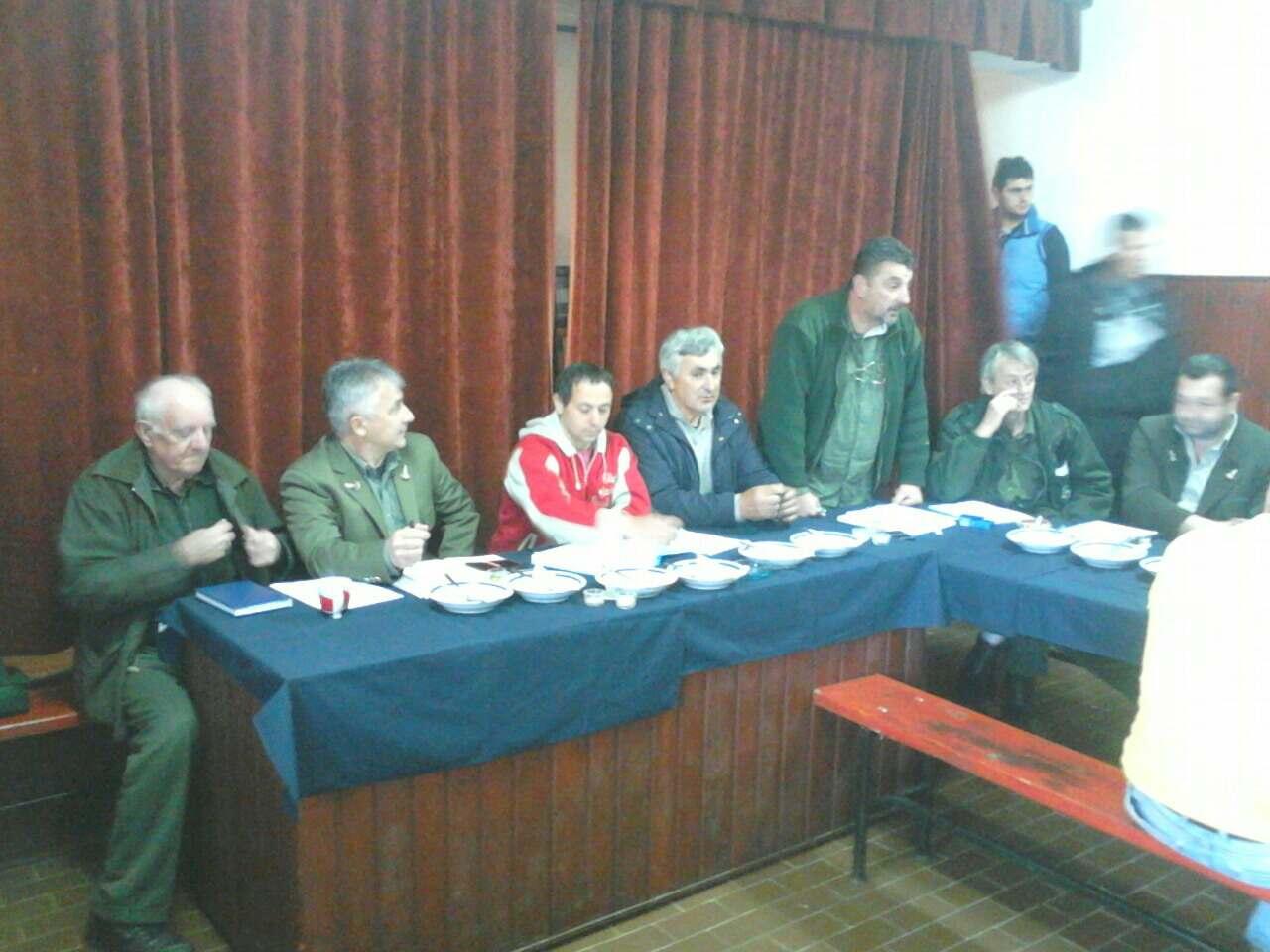 Sednica Skupštine LU 23.04.2017. god.