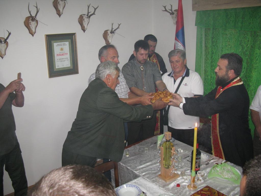 Lovačka slava Sv.Jevstatije, 03.10.2020. godine